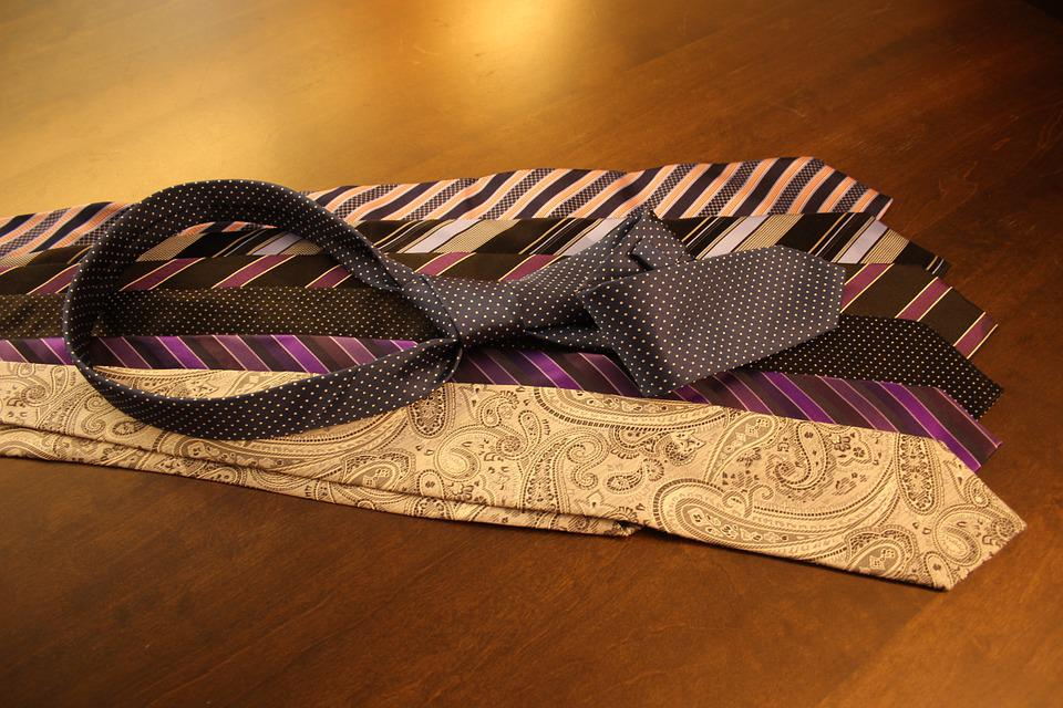 Cravats, Neckties, Men's, Clothing, Suit, Business