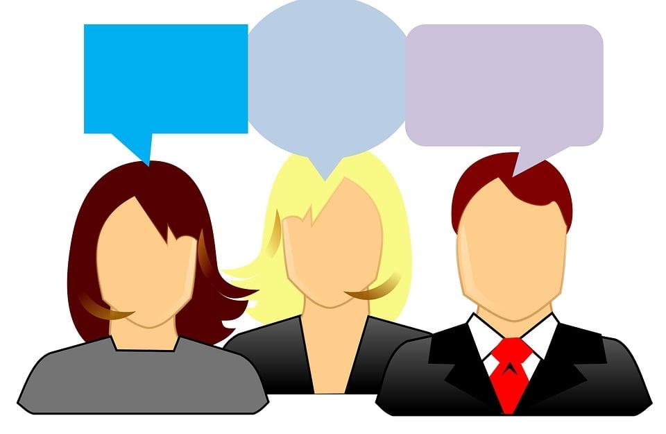 Feedback, Group, Business, Communication, Opinion