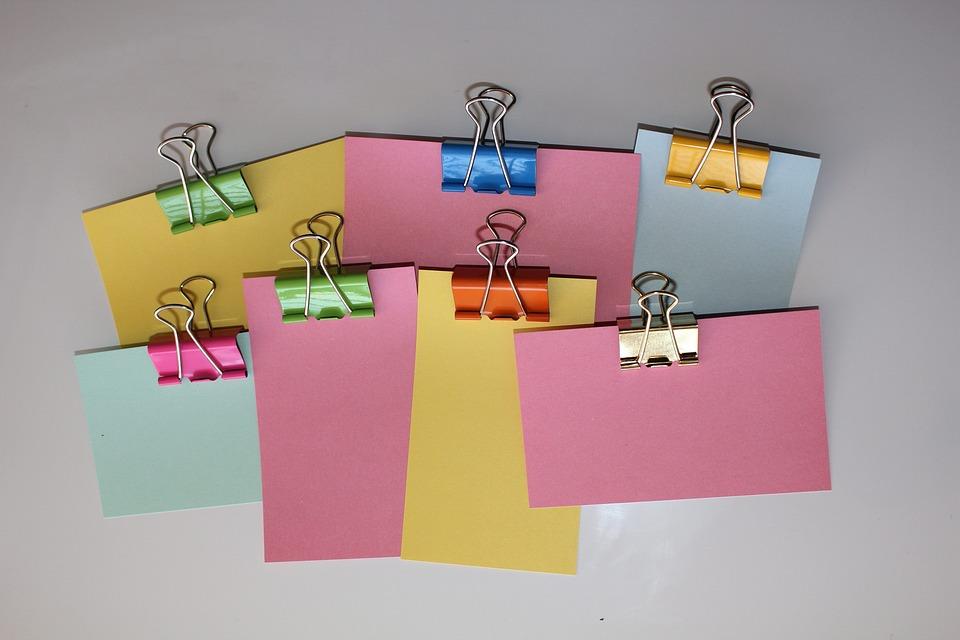 Post It, Paper, Business, Memos, Clip, List, Make Note