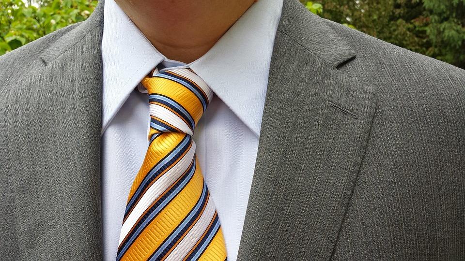 Business Man, Tie, Suite