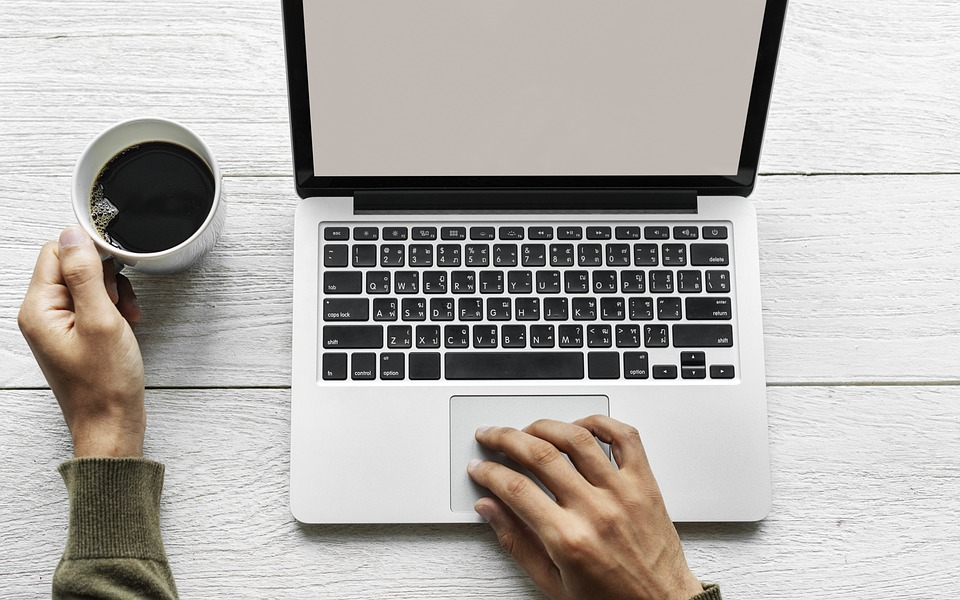Laptop, Wireless, Office, Business, Analysis