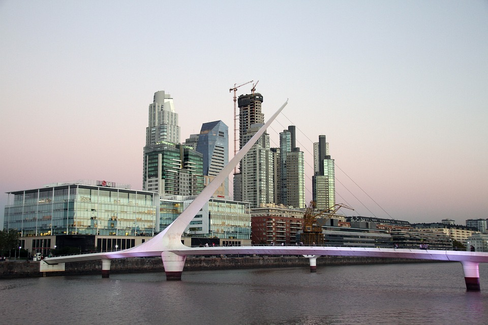 Puerto Madero, Buenos Aires, Business, Office