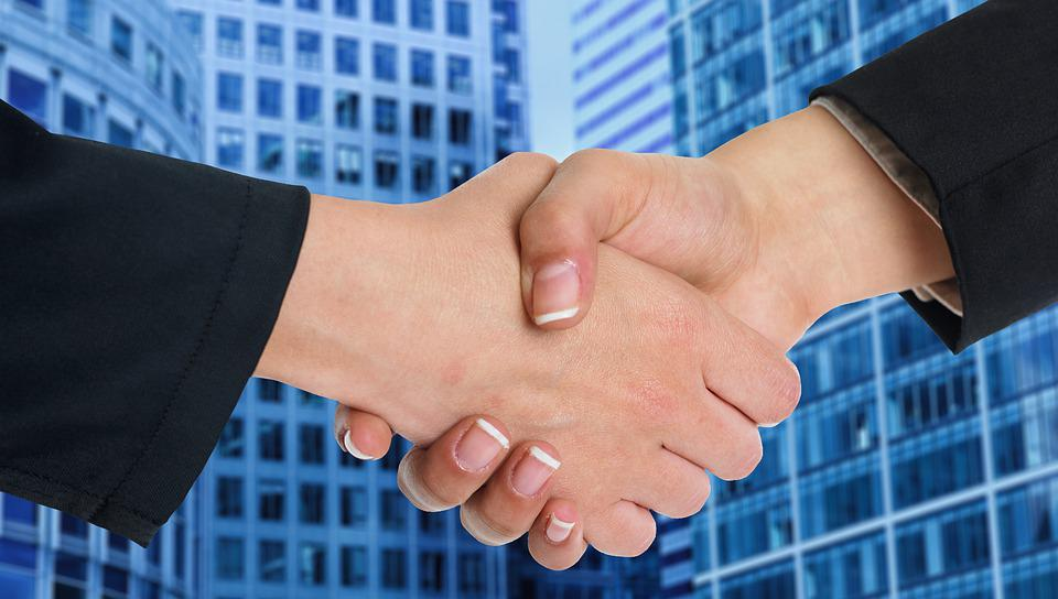 Handshake, Deal, Business, Agreement, Partnership
