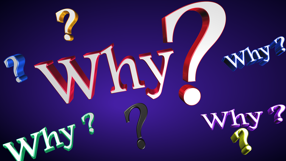 Why, Text, Question, Business, Marketing, Problem