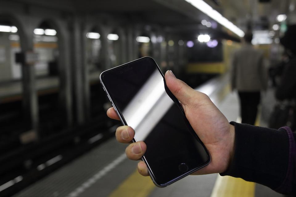 Smartphone, Iphone 6 Plus, Original, Raw, Business