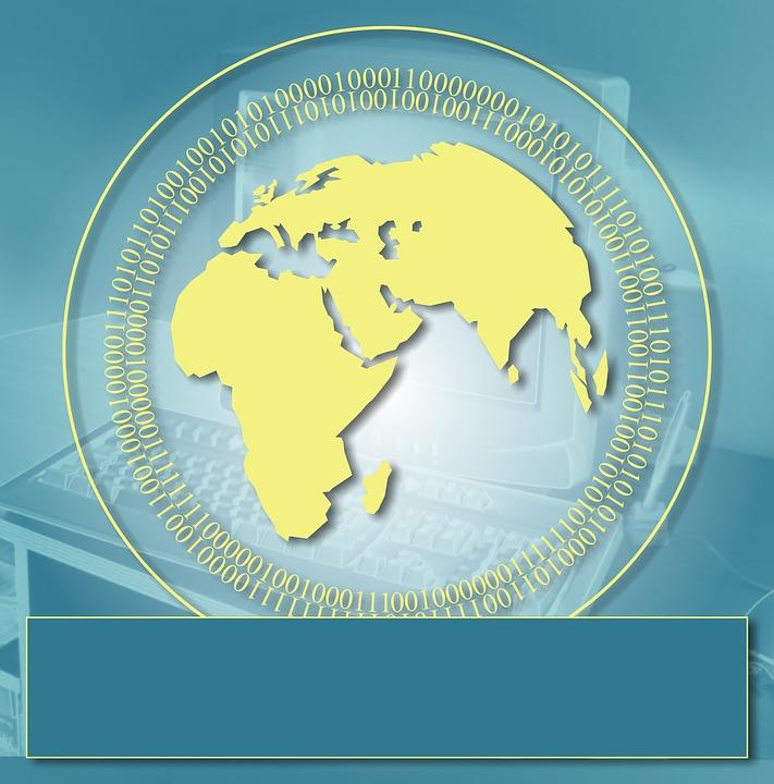 World, Globe, Banner, Business, Logo, Sphere, Global