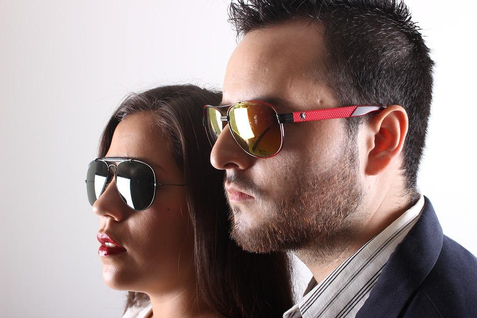 Spy, Entrepreneurs, Couple, Business