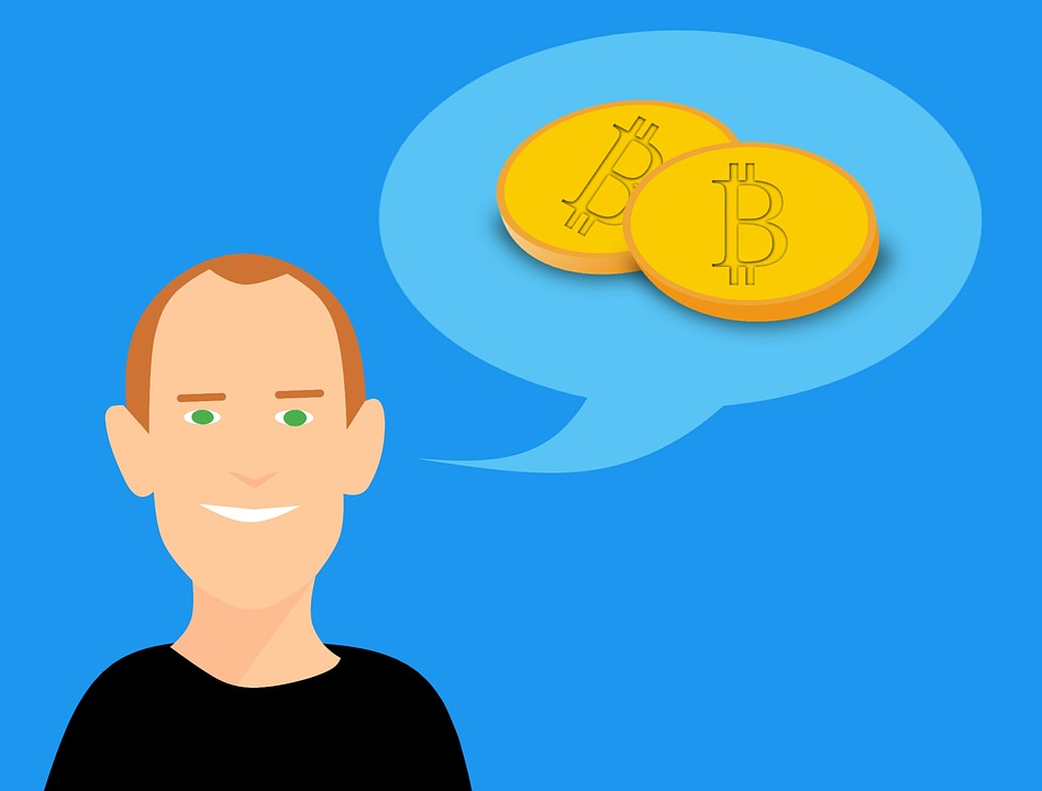 Bitcoin, Investment, Business, Thinking, Money