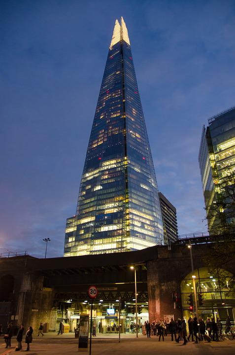 London, Needle, Office, Business, Travel, Uk, Tourism