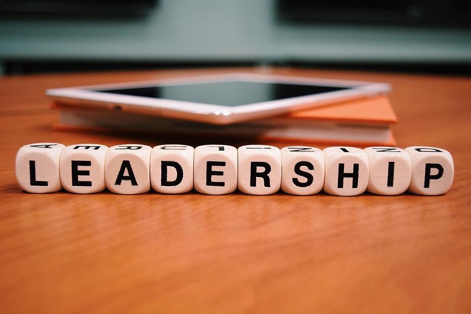 Leadership, Word, Success, Business, Management