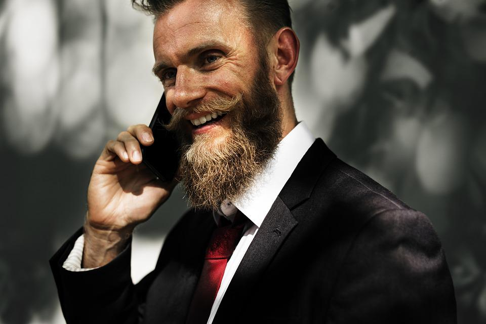 free photo businessman business people business beard max pixel