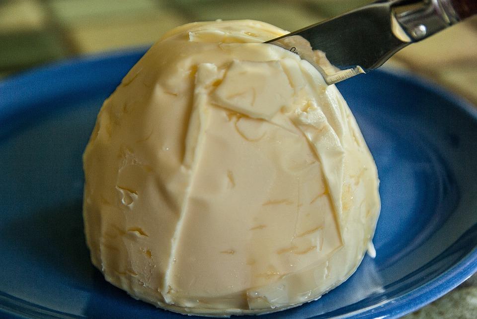 Butter, Fat, Knife