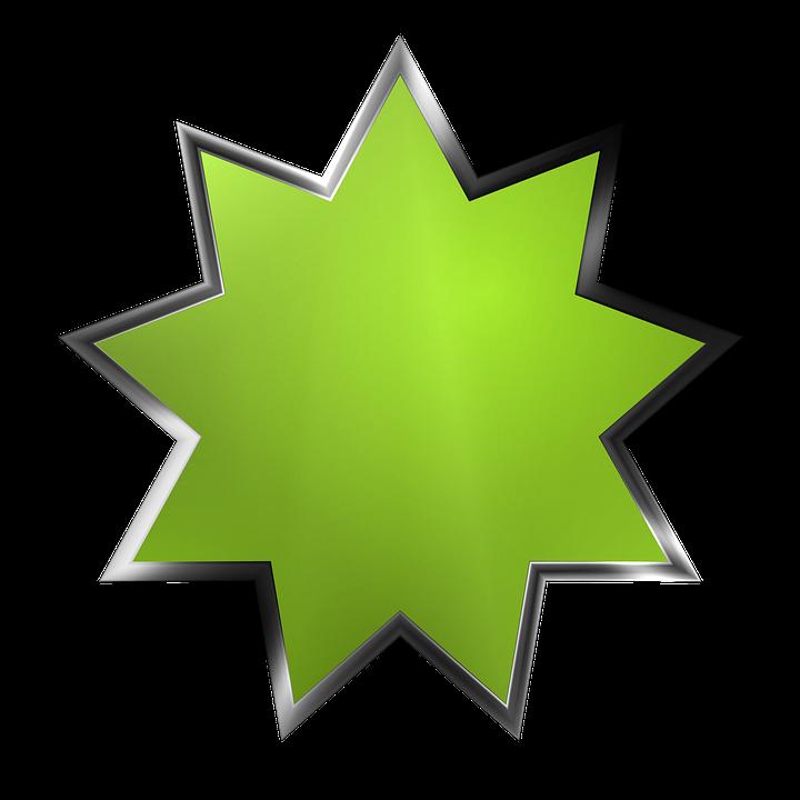 Star, Button, 3d, Internet, Online, Buttons Web, Icon