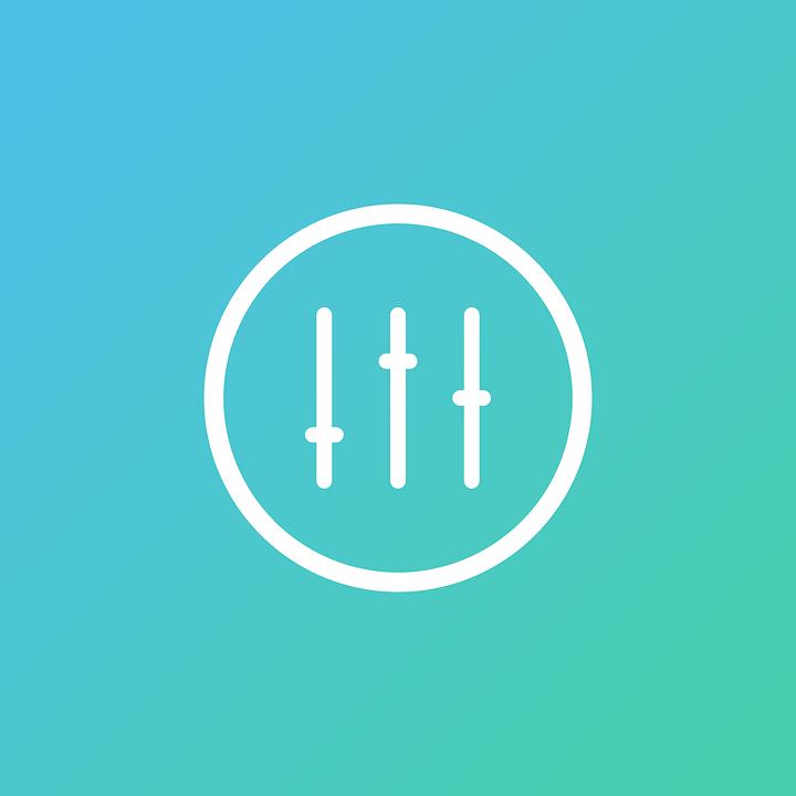 Equalizer, Parameter, Setup, Icon, Player, Button