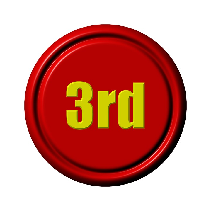 Icon, Button, 3rd, Internet, Symbol, Website, Web