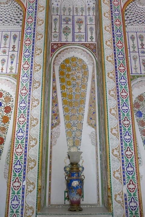 Uzbekistan, Bukhara, Architecture, Historically, Buxoro