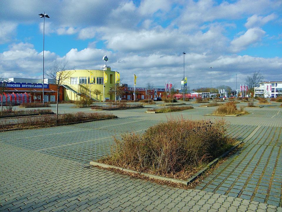 Shopping Center, Purchase Market, Schoppen, Buy, Park