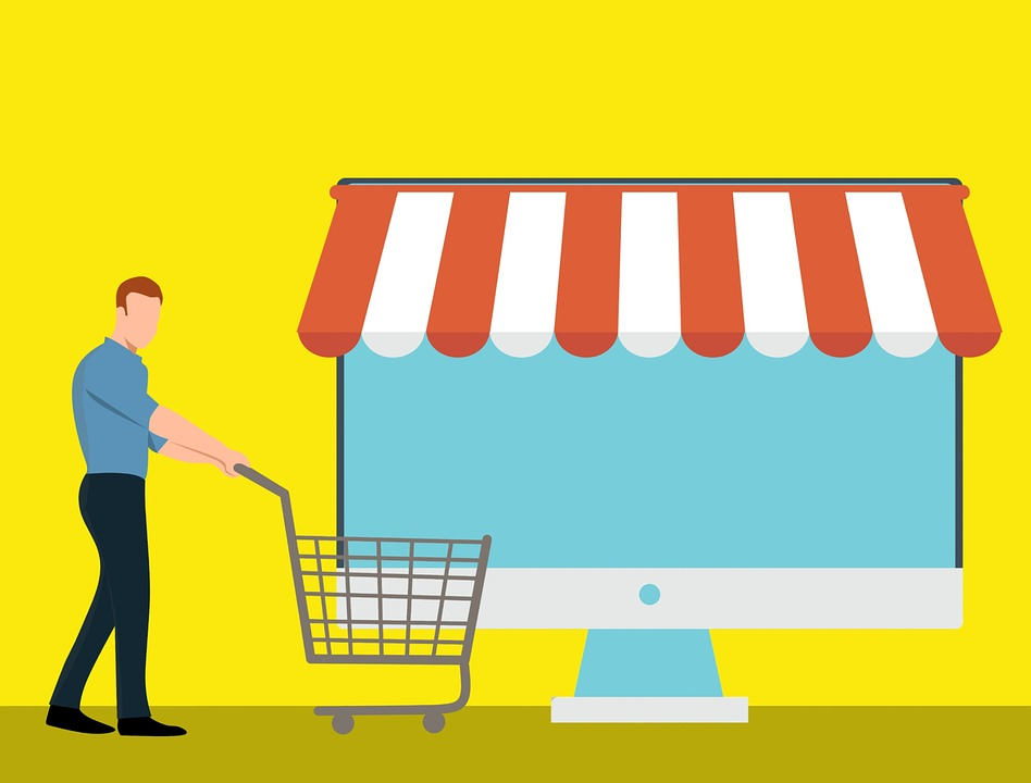 Online Store, Online Shop, Store, Online, Shop, Buy