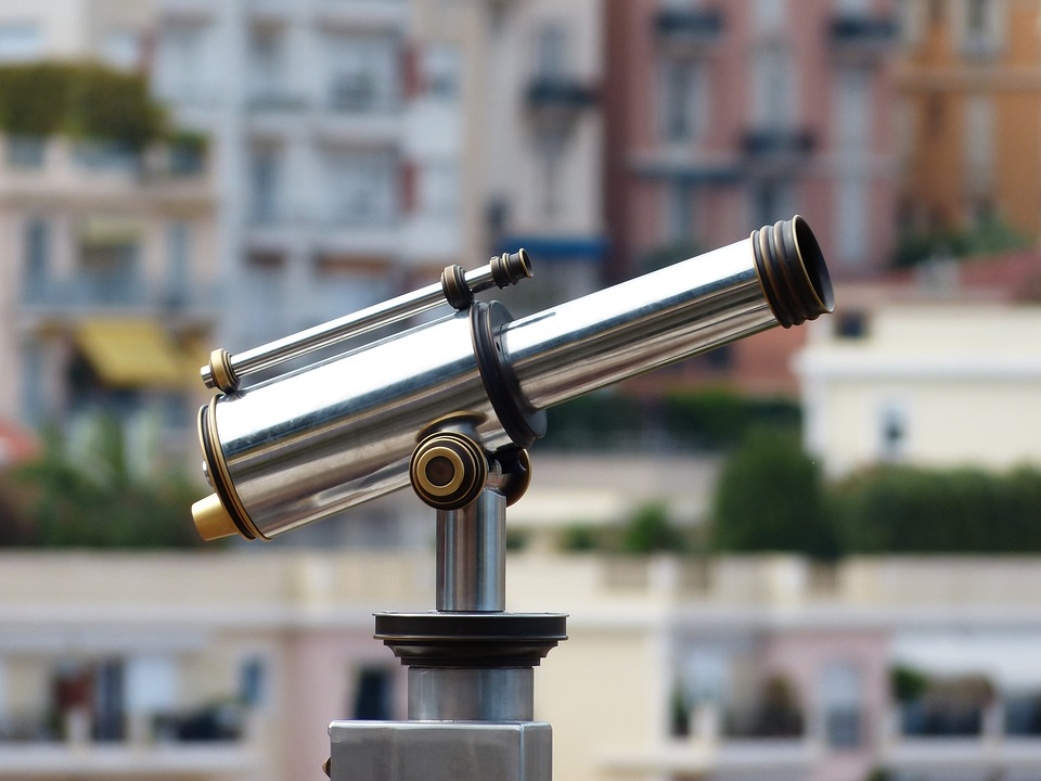 Telescope, By Looking, View, Optics, Vision, Overview