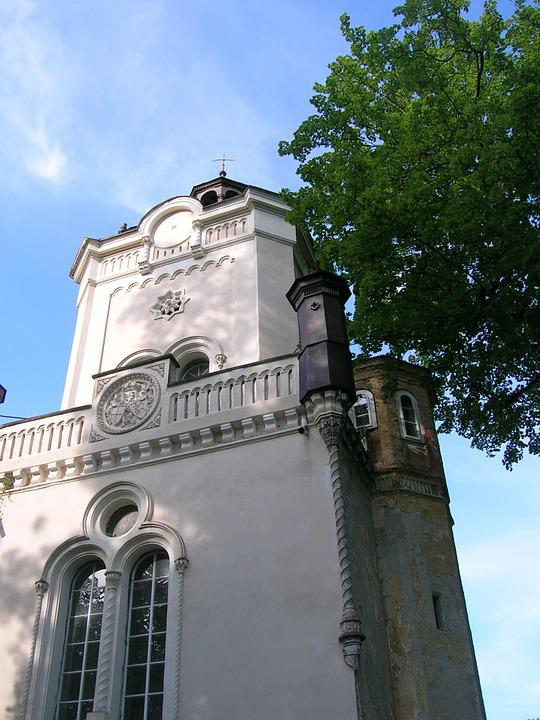 Castle, Bystrice, Historically, Masonry, Tower