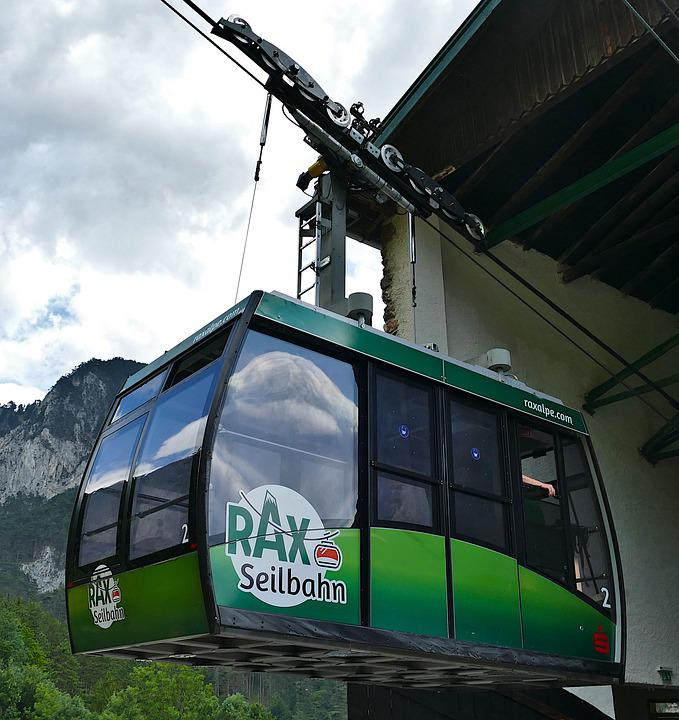 Cable Car, Mountain Railway, Gondola, Shuttle Service