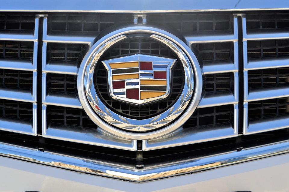 Cadillac, Emblem, 2017, Xt5, Crossover, Crystal White