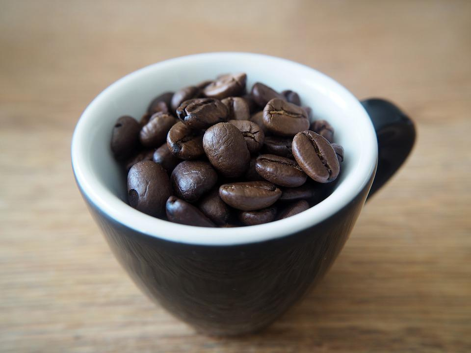 Coffee, Coffee Cup, Beans, Cup, Cafe, Drink