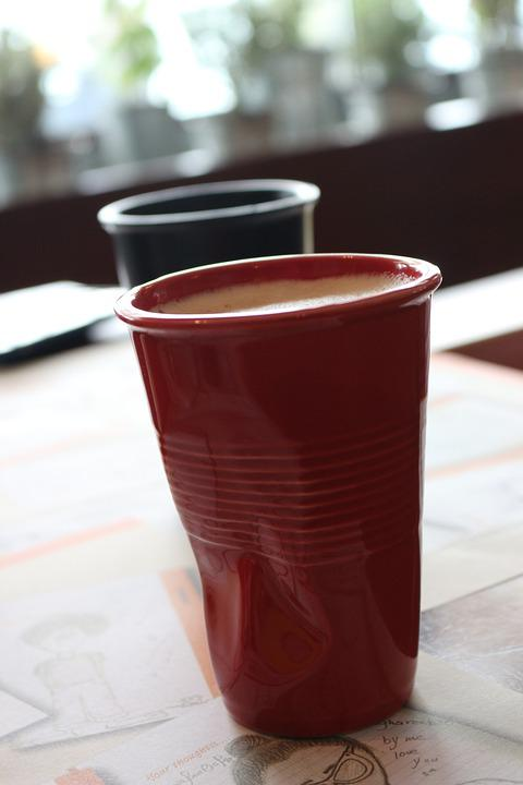 Coffee, Breakfast, Mocha, Cup, Drink, Cafe, Food