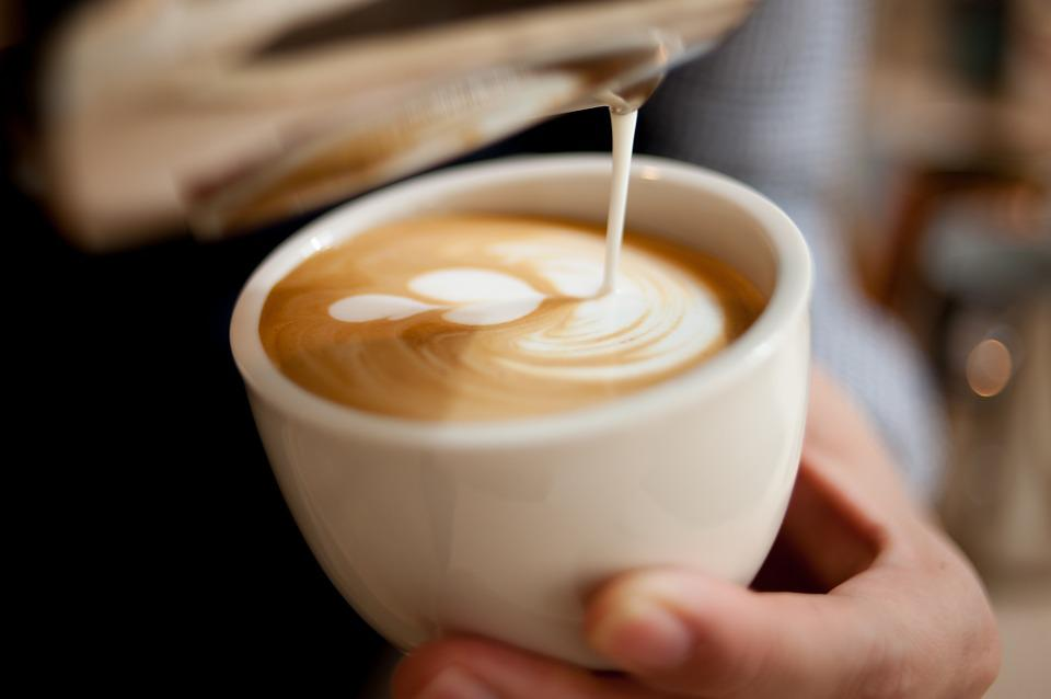 Latte Art, Coffee, Latte, Cafe Latte, Cafe, Gangneung