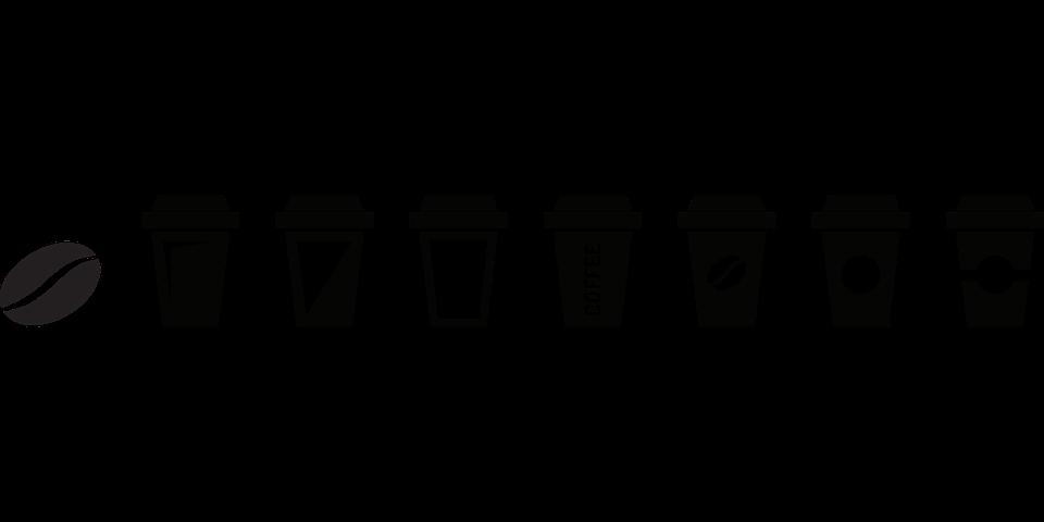 Coffee, Cup, Drink, Hot, Caffeine, Refreshment, Café