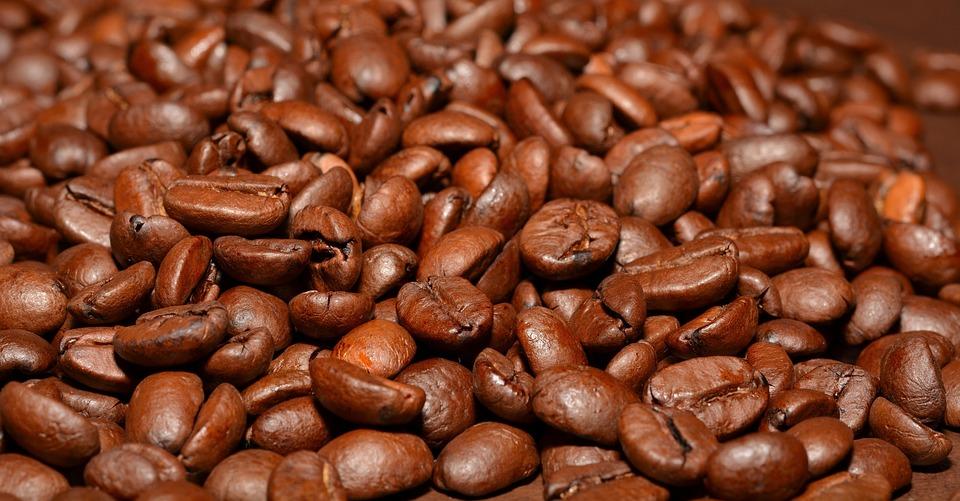 Coffee Beans, Roasted, Aroma, Caffeine, Roasting