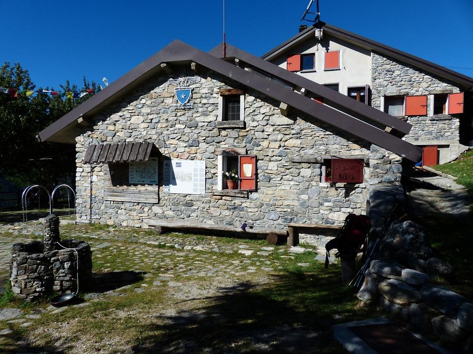 Rifugio Mongioie, Mountain Hut, Cai, Stay, Eat, Hiking