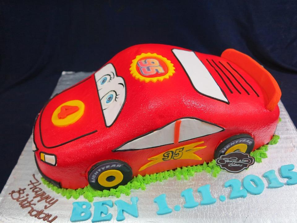 A Car, Cake, Car