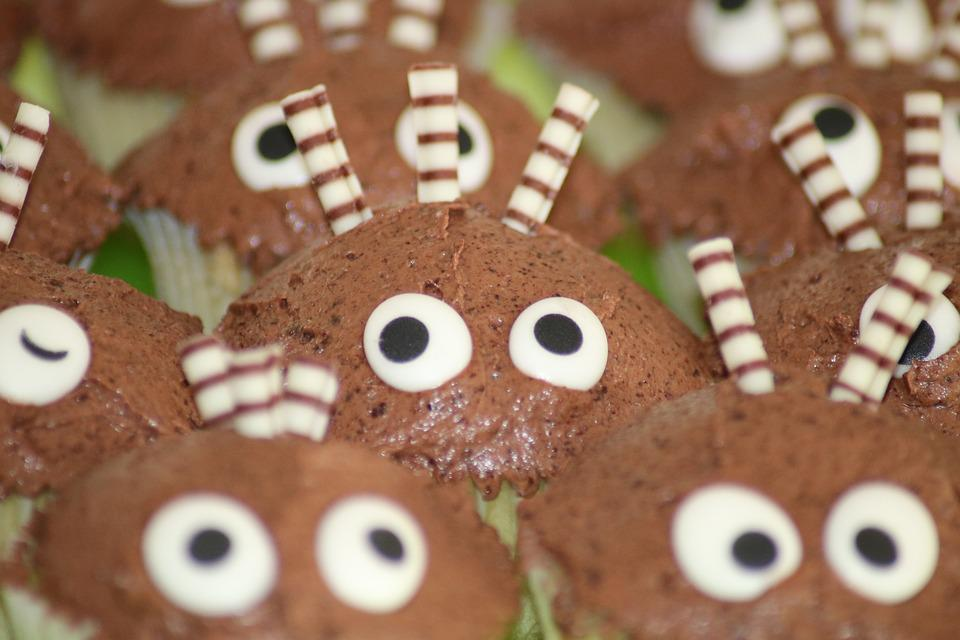 Cakes, Muffin, Cupcake, Muffins, Bake, Dessert, Cake