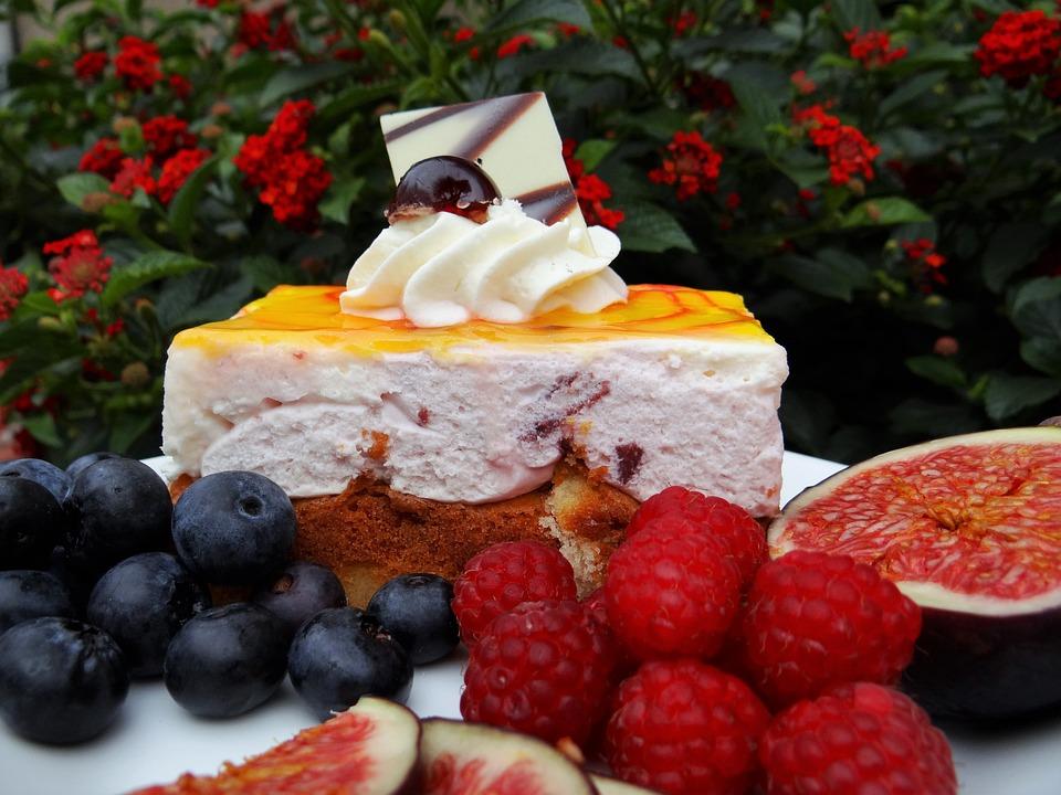 Birthday Cake, Cake, Sweet Dish, Bake, Pastry Shop