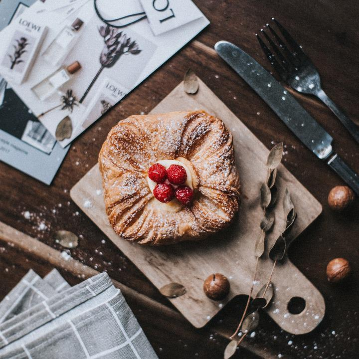 Cake, Breakfast, Dessert, Sweet, Ball, Cooking, Kitchen