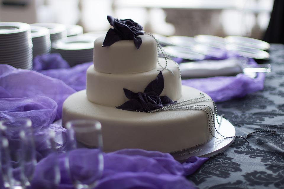 Cake, Bride, Marriage, Decoration