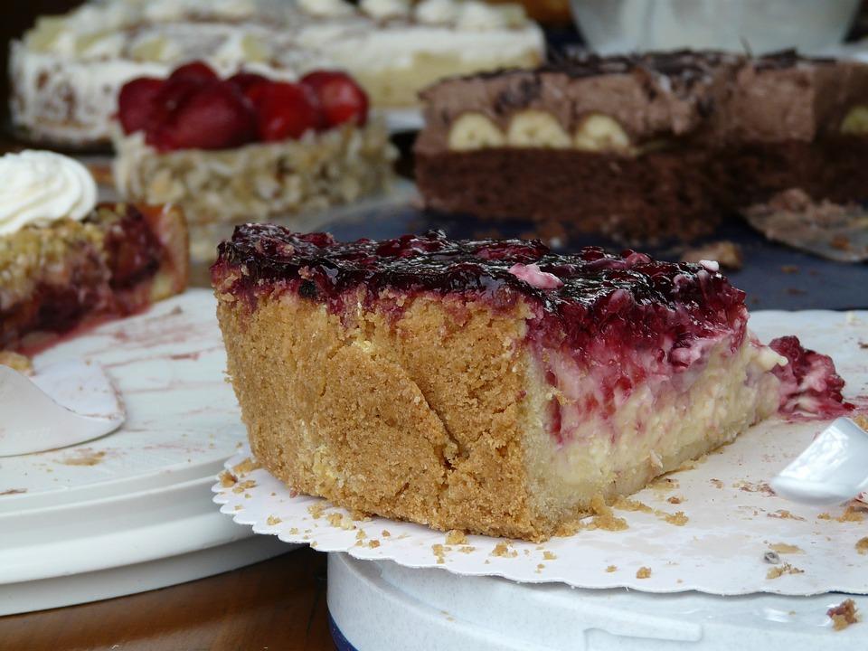 Cake Buffet, Cake, Buffet, Dessert, Pie, Currant Cake