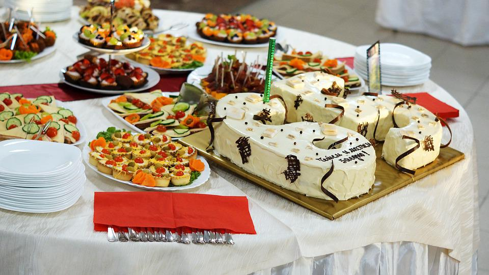 Catering, Birthday, Cake, Holiday, Sweets, Dessert