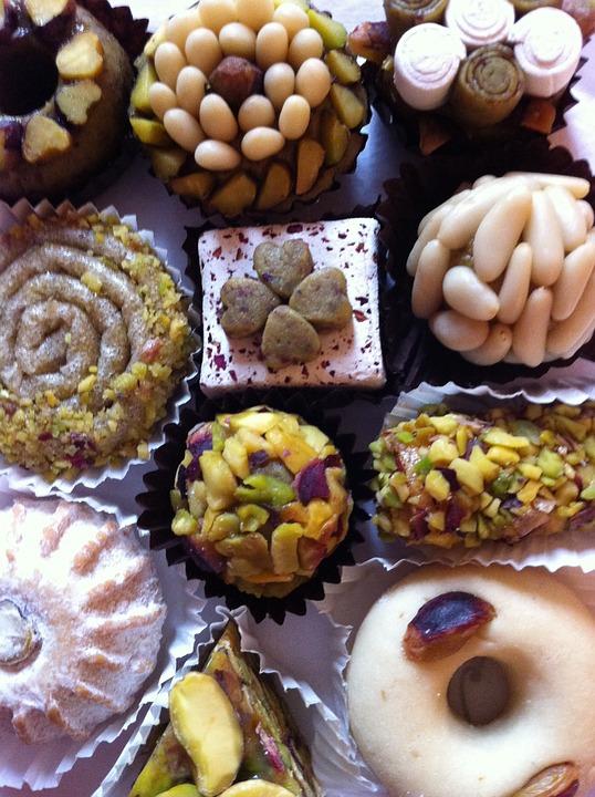 Cake, Sugar, Gourmand