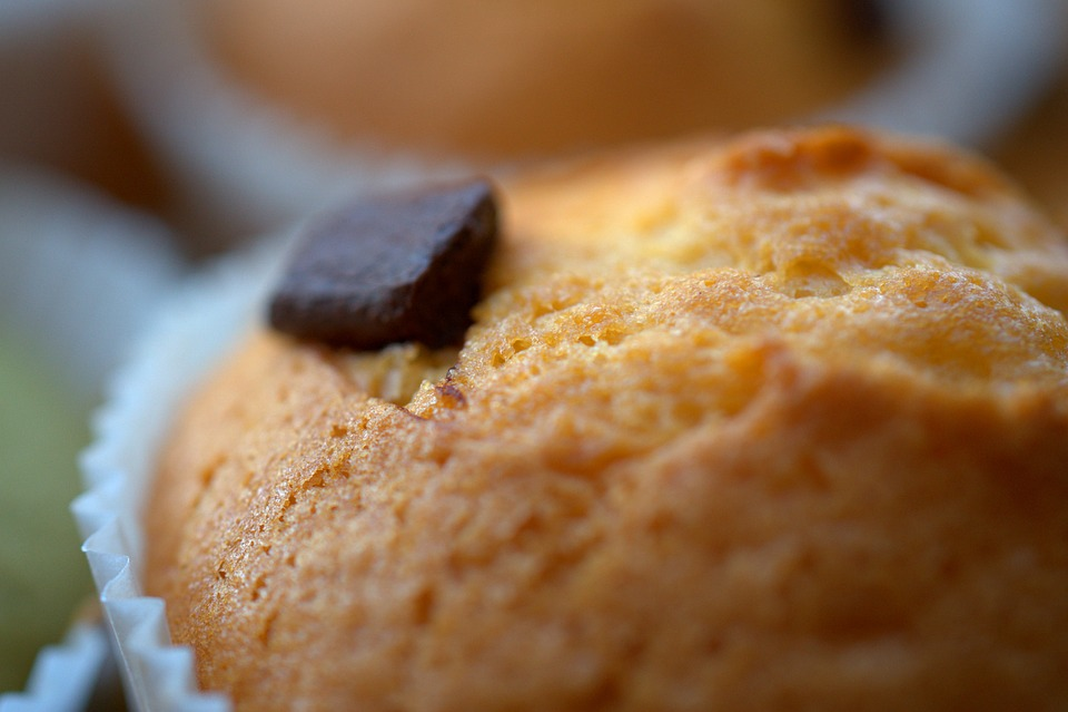 Muffin, Cake, Sweet, Dough, Cupcake, Dessert, Chocolate