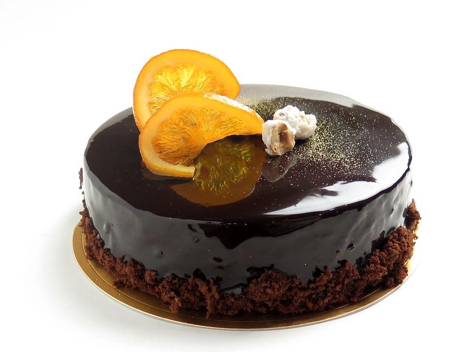 Cake, Chocolate, Sweet, Suites, Food