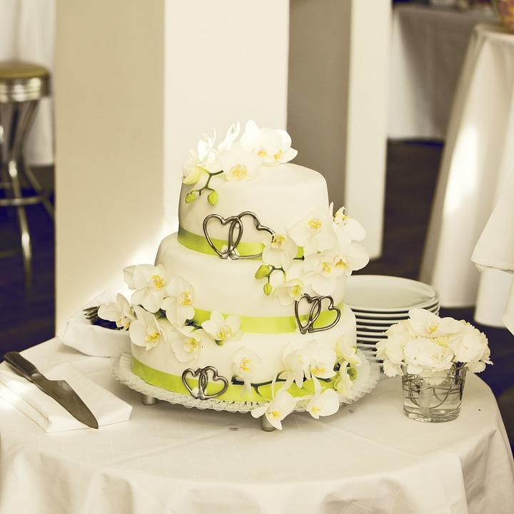 Free photo Cake Wedding Marriage Wedding Cake Marry Decor - Max Pixel