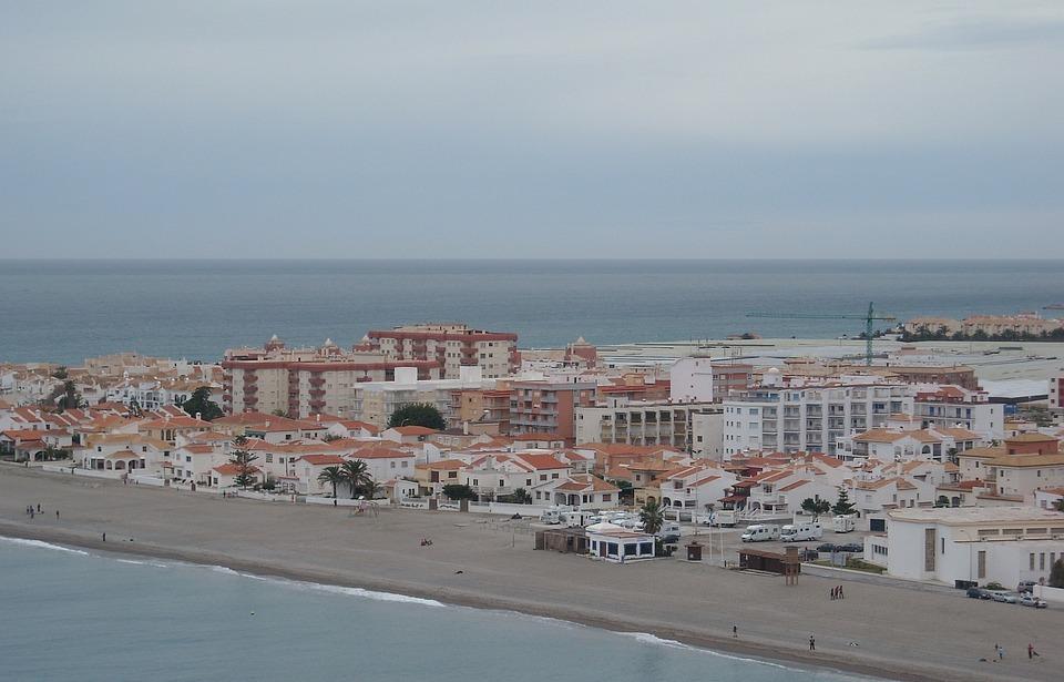 Calahonda, Mediterranean, Beach, Village