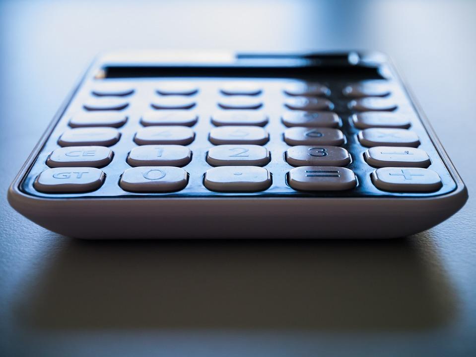 Calculator, Office, Business, Calculation