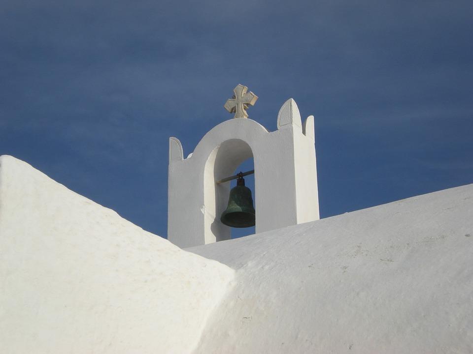 Santorini, Oia, Greek Island, Greece, Caldera