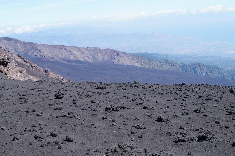 Volcano, Caldera, Crater, Aeolian Islands, Vacations