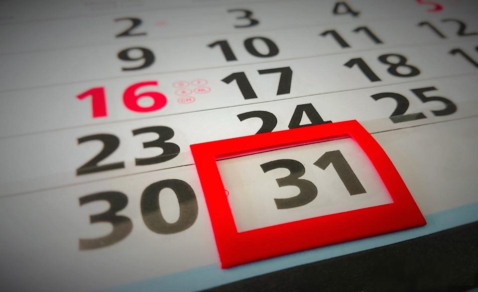 Calendar, May, Month
