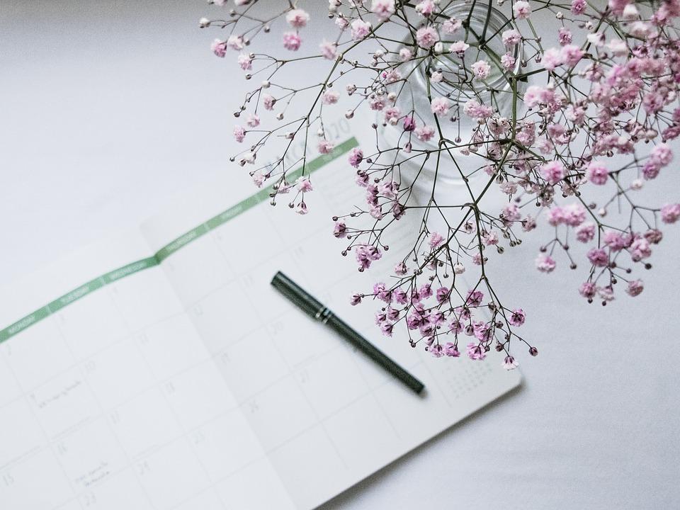 Planner, March, Calendar, Schedule, Organizer, Date