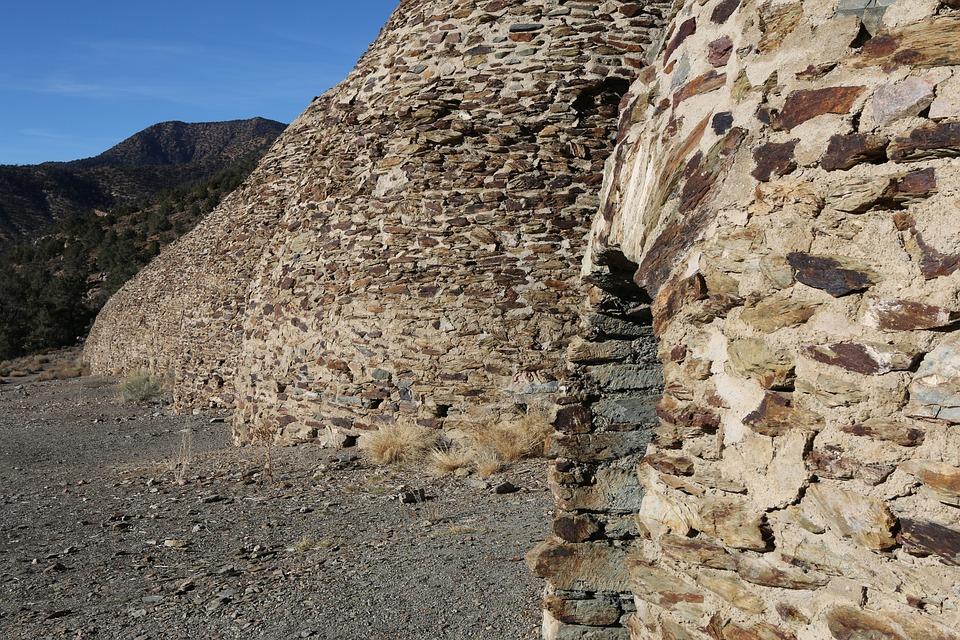 Death Valley, Sliding Rock, California
